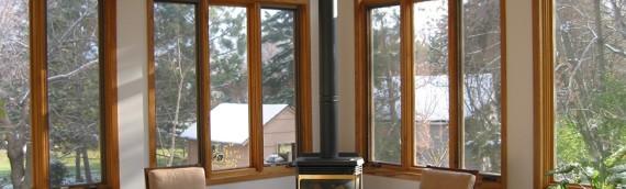 Деревянные окна: экономный вариант