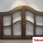 Деревянные окна: фото 14