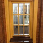 Деревянные окна: фото 33