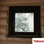Деревянные окна: фото 53
