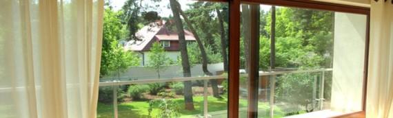Окна террасные: деревянные конструкции на долгие годы