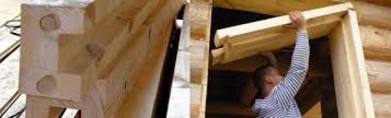 Деревянные окна в бане: монтаж