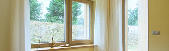 Деревянные окна из ясеня: светлый дом для светлых людей