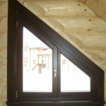 Установка окон в деревянный дом: фото 14